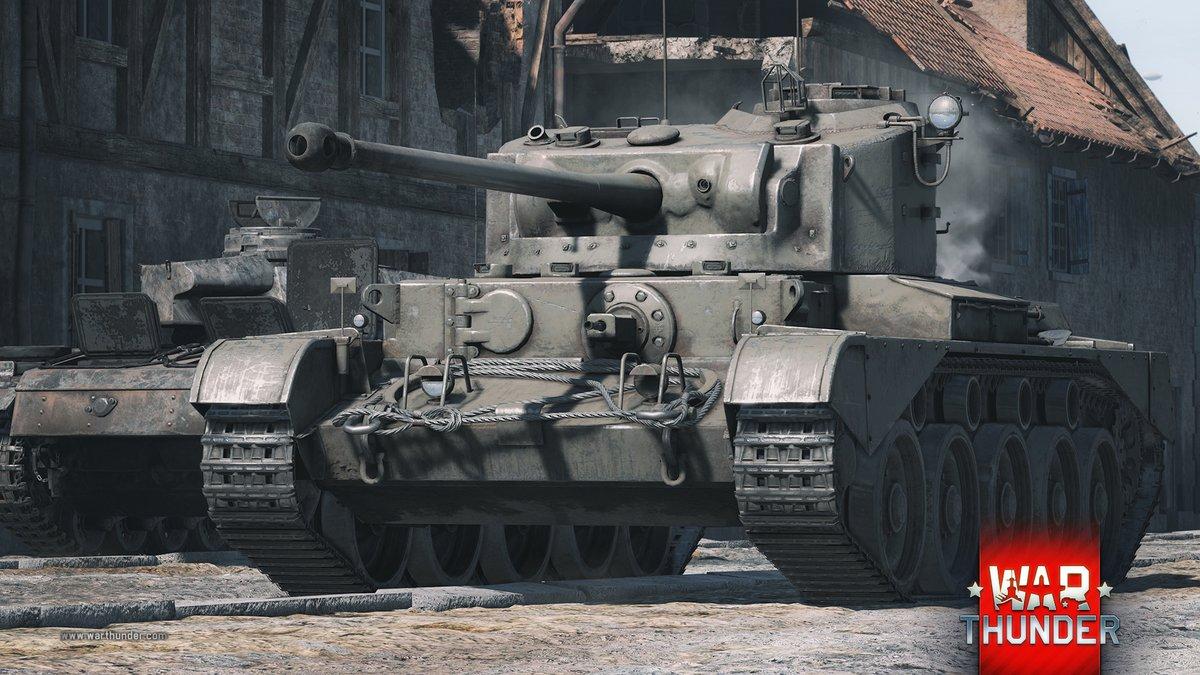 """Im Juni vor 76 Jahren landete der A34 #Komet I """"Iron Duke IV"""" auf der Normandie. Der Panzer war Teil des 1. königlichen Panzerregiments und wurde nach dem Herzog von Wellington benannt. Nach der Normandie kämpfte sich das 1. RTR bis nach Berlin. https://t.co/o6tzZZatKE"""