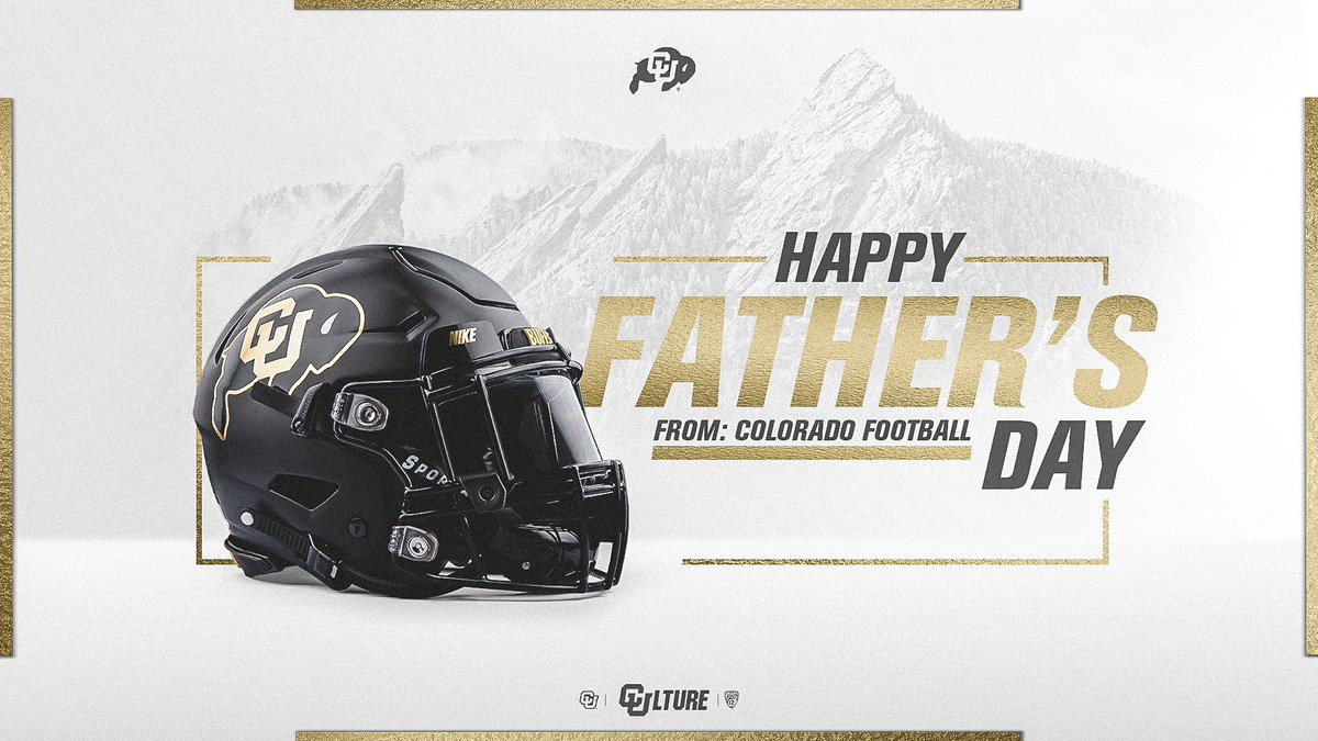 Happy #FathersDay to all our Buff Dads 💛🖤