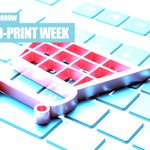 Image for the Tweet beginning: Web-to-print week on inkish -