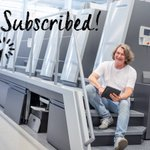 Image for the Tweet beginning: Heidelberg Subscription provides you the