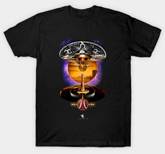 'Estrella y Mar' shirt now added on 24 hour sale for $14 (along with all the others) at   #Lodge49 #drynxwithlynx #longlivelodge49 #Lodge49Forever