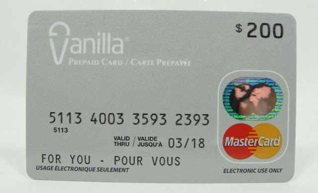 "Kioneki auf Twitter: ""Prepaid debit cards. The other anonymous"
