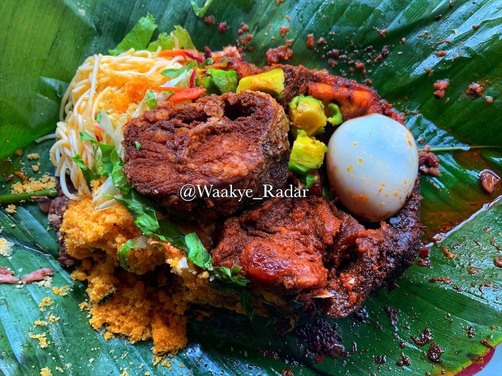 The best Ghanaian meals//Kuulpeeps.com