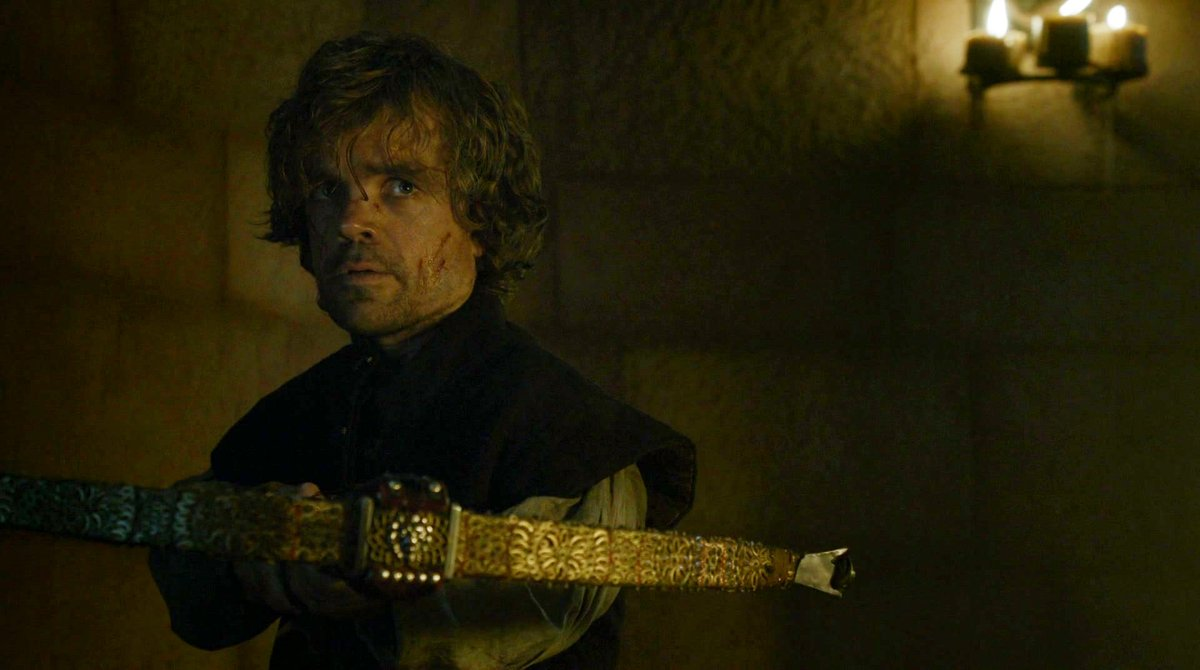 Happy #FathersDay ! Funfact: The episode that Tywin Lannister killed by Tyrion aired on 2014 Fathers Day.