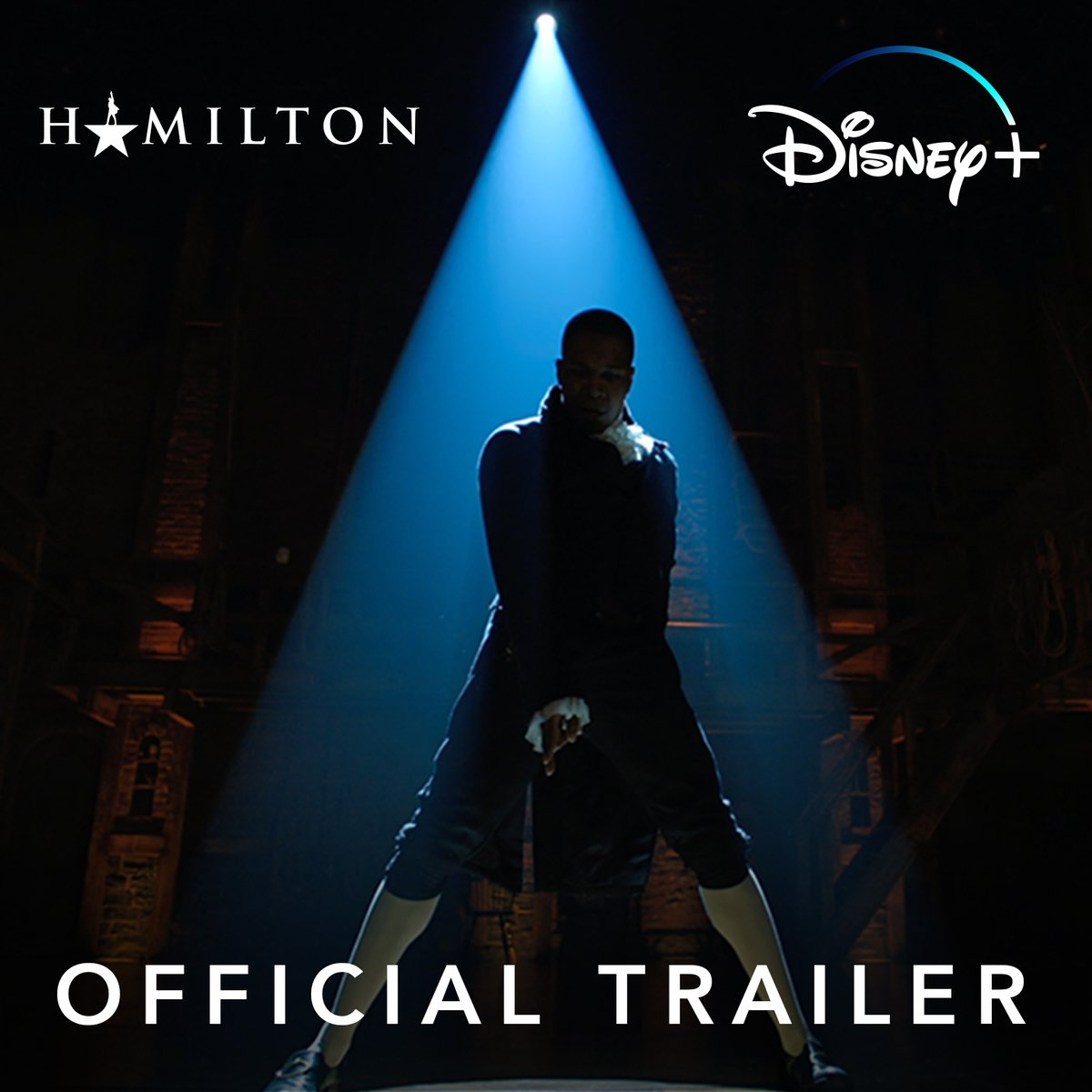 We are proud to share #Hamilton; a work that has sparked passion, conversation and the need to confront the past to shape the future. Streaming on #DisneyPlus on July 3.