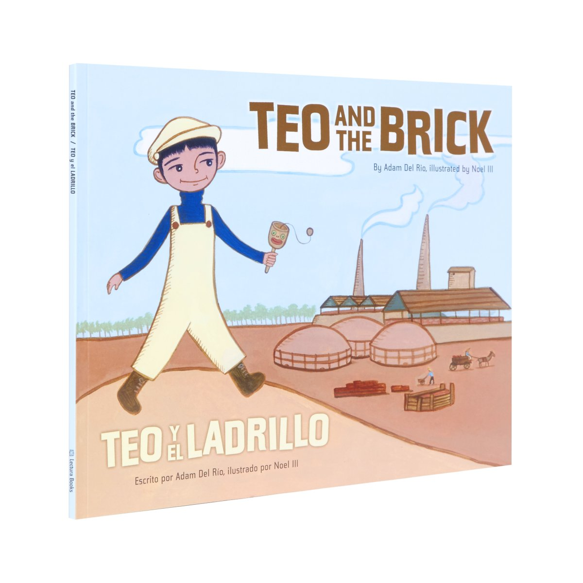 A touching story about a young son and his father, a hard-working brick maker.  https://bit.ly/2YXlbaA #Bilingualbooks #KidLit #FathersDay @NABEorg #equityandinclusionpic.twitter.com/HPBm3Zrya3