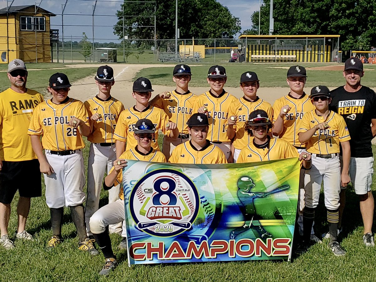 The 14 Gold go 5-0 in the @CentIASports Great 8 tournament and win the championship! Congratulations! Happy Father's Day! https://t.co/hDsTnJLLCH