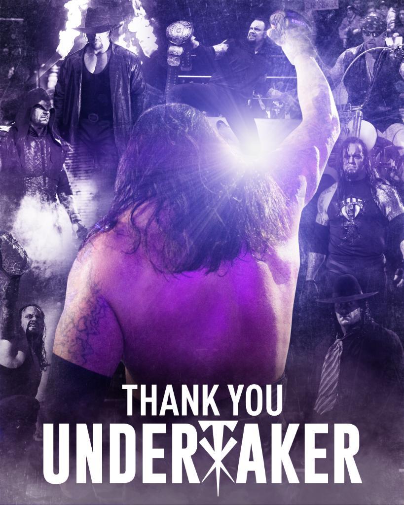 #ThankYouTaker for...