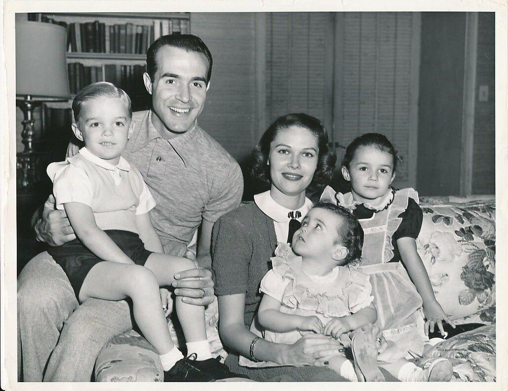 Ricardo Montalban Children