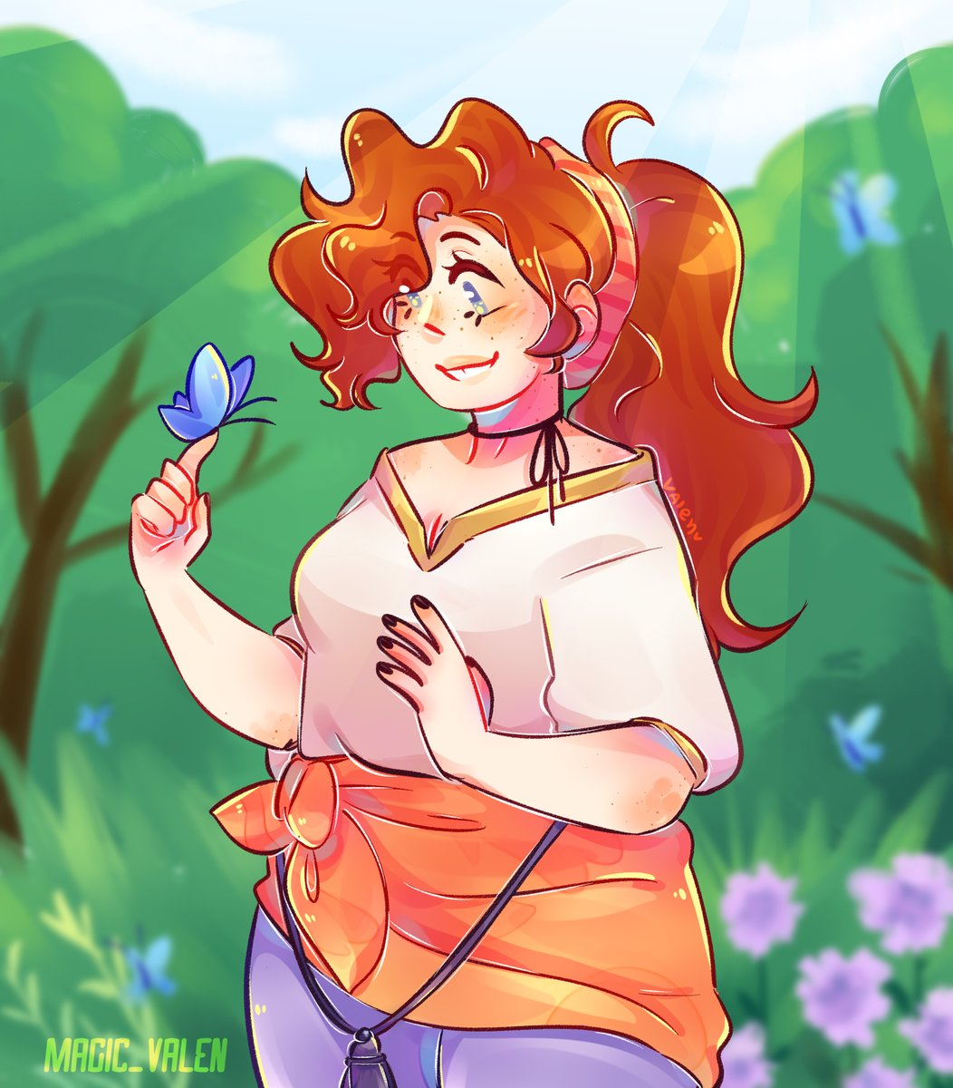 I'm so happy with the fact that her route is finally save, she deserves nothing but love ;;#thearcana #thearcanagame #portiadevorak #saveportia @thearcanagame @TheArtistHelp @ConoceArtistas @ApoyaAlArtista @dibujandopic.twitter.com/k8S1GrUith