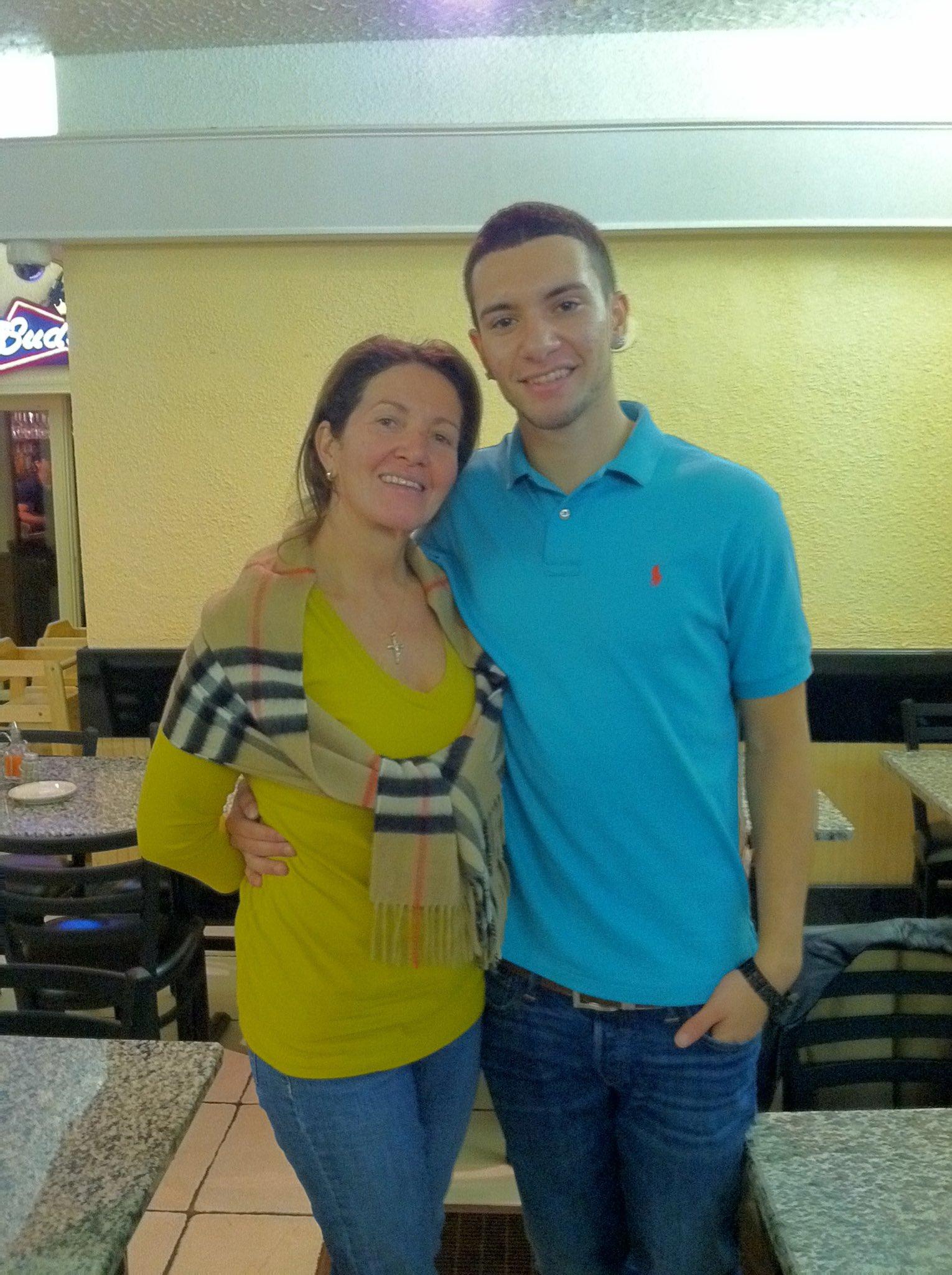 Foto de FaZe Temperrr  & su  Madre