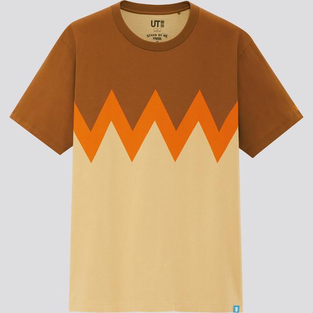 「ドラえもん」50周年記念したTシャツがユニクロに、ジャイアンのあの服も