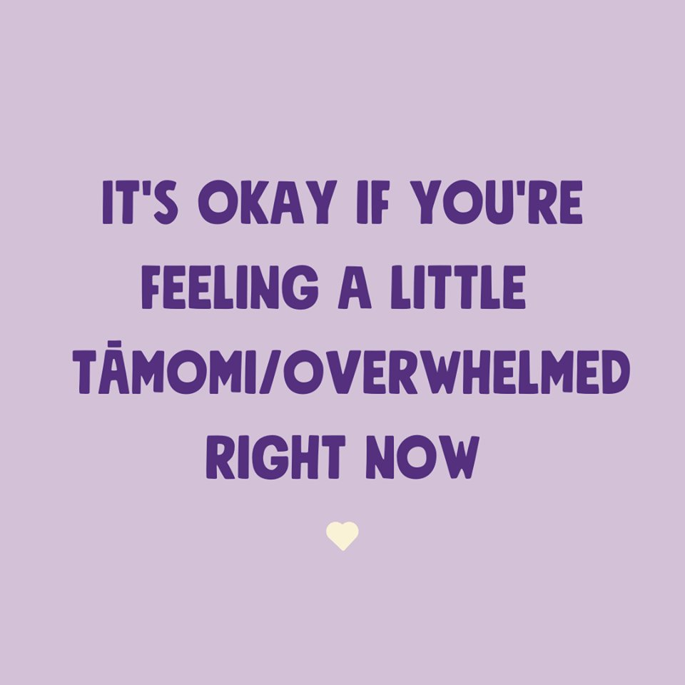 Yesterday was the first official day of winter in Aotearoa - and for many, the 'winter blues' are a struggle. Be kind to yourself, look out for others, and seek help if/when you need it. 💕 Remember you can free call or text 1737 anytime to speak with a trained counsellor. https://t.co/1ZYSg7Hie0