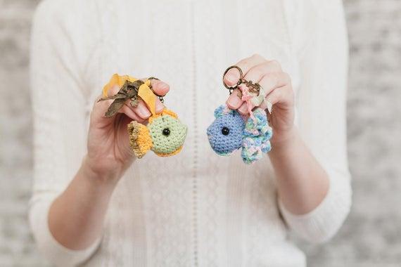Amazon.com: Puffy Pals Amigurumi Crochet Pattern (Easy Crochet ...   380x570