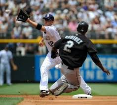 July 4, 2008: The Florida @Marlins lost to the Colorado Rockies 18-17 after leading 13-4. It is the largest lead lost in team history. The two teams combined for 35 runs, 43 hits, and 21 extra-base hits. It was also the Rockies biggest comeback win. https://t.co/4BAE83Xejb