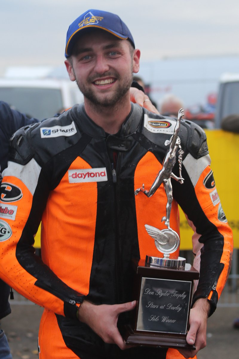 "Superbike championship rider Ben Godfrey who died after a crash at Donington Park yesterday described as a ""fantastic young man"" https://t.co/zcrXtTejav https://t.co/HRsiaCuEfe"