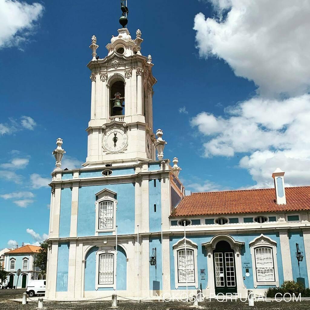 test ツイッターメディア - 18世紀に建てられた宮殿を改装した人気のホテル、Pousada Palácio de Queluz。リスボン郊外のケルースにあります。 #ポルトガル https://t.co/AaYuGpNMab