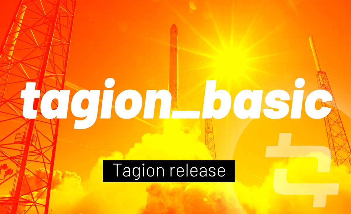 #Tagion is going #opensource! Check out our first module on #GitHub! More will follow soon...  Find it here https://t.co/dL8mDbcaZi  #release #altcoins #developers #developercommunity https://t.co/93RUJATeFW