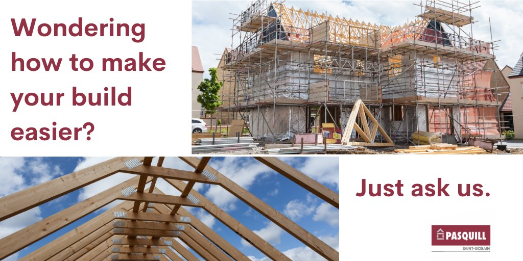 Our products can help make your build easier. Speak to our team for more information and product recommendations. #pasquill #justask https://t.co/jqOSWU2FSe https://t.co/qG5lsDcAky
