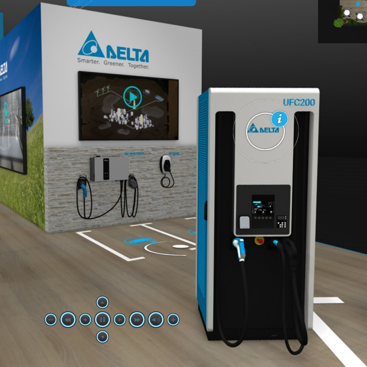Visit @DeltaEMEAs virtual showroom to view their latest product innovations for solar and emobility: bit.ly/3fDKh4T, and contact us for a quote: bit.ly/30RnuyC #rubicon #renewableenergy #evcharger #deltaelectronics