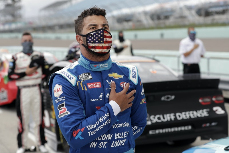 'Sickening and heinous': Noose left in black Nascar driver's garage https://t.co/INYHH3582o https://t.co/uuMPpDEWnX