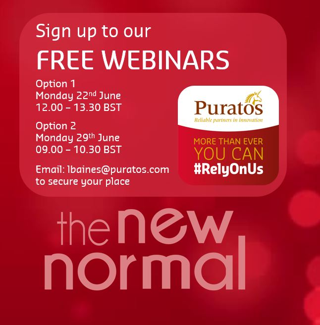 TODAY AT 12.00pm   What is 'The New Normal?' how does this affect consumer behaviours? What should we be doing as an industry as we begin coming out of lock-down? Sign up here the link below to register. https://t.co/ub5Kq0Eg8z  #RelyOnUs https://t.co/Wrr8iOejd6