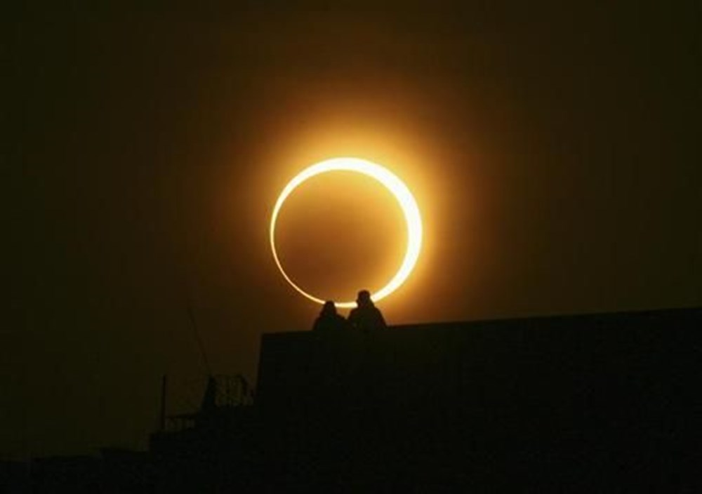 How to See the 'Ring of Fire' Solar Eclipse on June 10