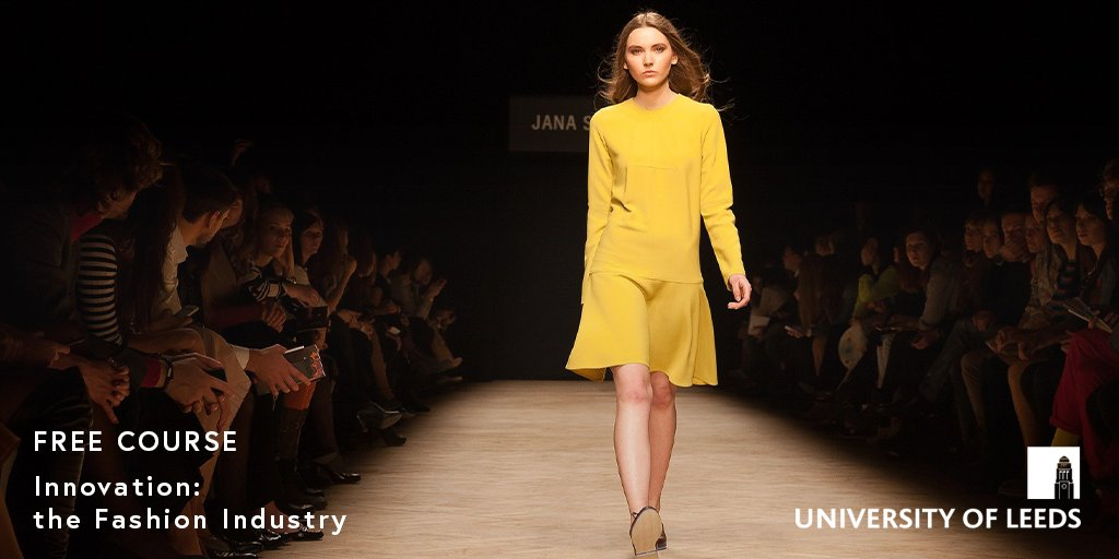 University Of Leeds Online Courses On Twitter Are You Passionate About Fashion Want To Study It At Uni Discover The Role Of Innovation In The Fashion Industry And Explore How New Types