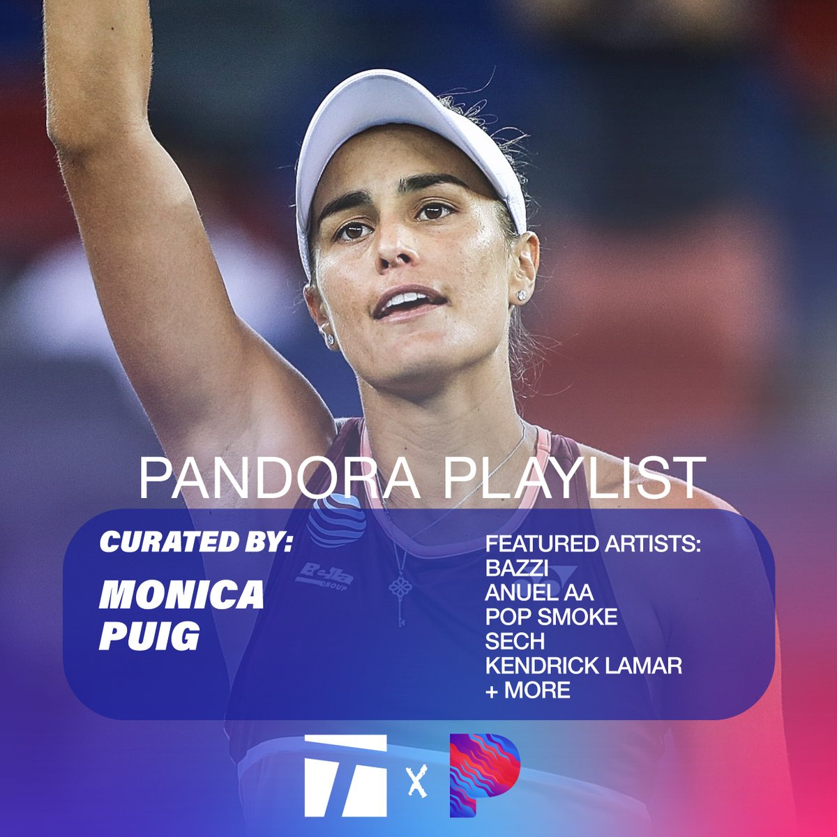 In need of some uplifting tunes? 🎶  @MonicaAce93's curated @PandoraMusic playlist has got us moving, with the help of @DaBabyDaBaby, @DojaCat, @KendrickLamar, and more.💃🏽  Listen now→ https://t.co/fkR6hOlPuE #PandoraMusic https://t.co/hUdKvDjSS6