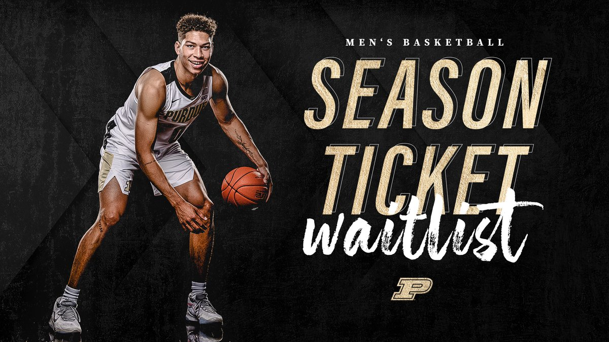 Last year's season tickets sold out. Don't miss out on your chance for season tix this year.  Introducing a season-ticket wait list for the 2020-21 season.   Details below: 👇 ℹ️: https://t.co/zySLxd8xMj  🎟️: https://t.co/ZlgMQSROBj https://t.co/PKqgJKqRbf