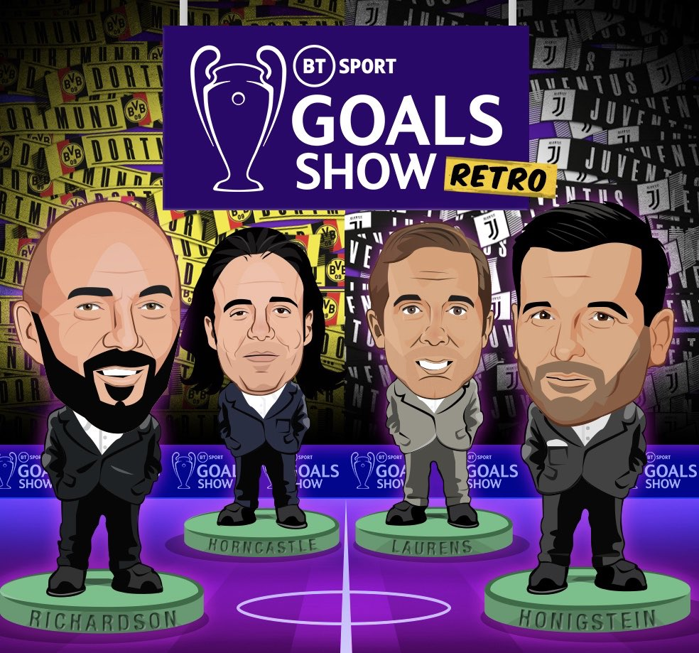 Tonight on the @btsport Goals Show Retro, it's all about Chelsea - Barcelona 2005! Ronaldinho's goal, Lampard, Cech, Mourinho vs Rijkaard! We are on air from 9pm with @honigstein @JamesHorncastle @acjimbo. @btsportfootball https://t.co/pFGsn5LL9l