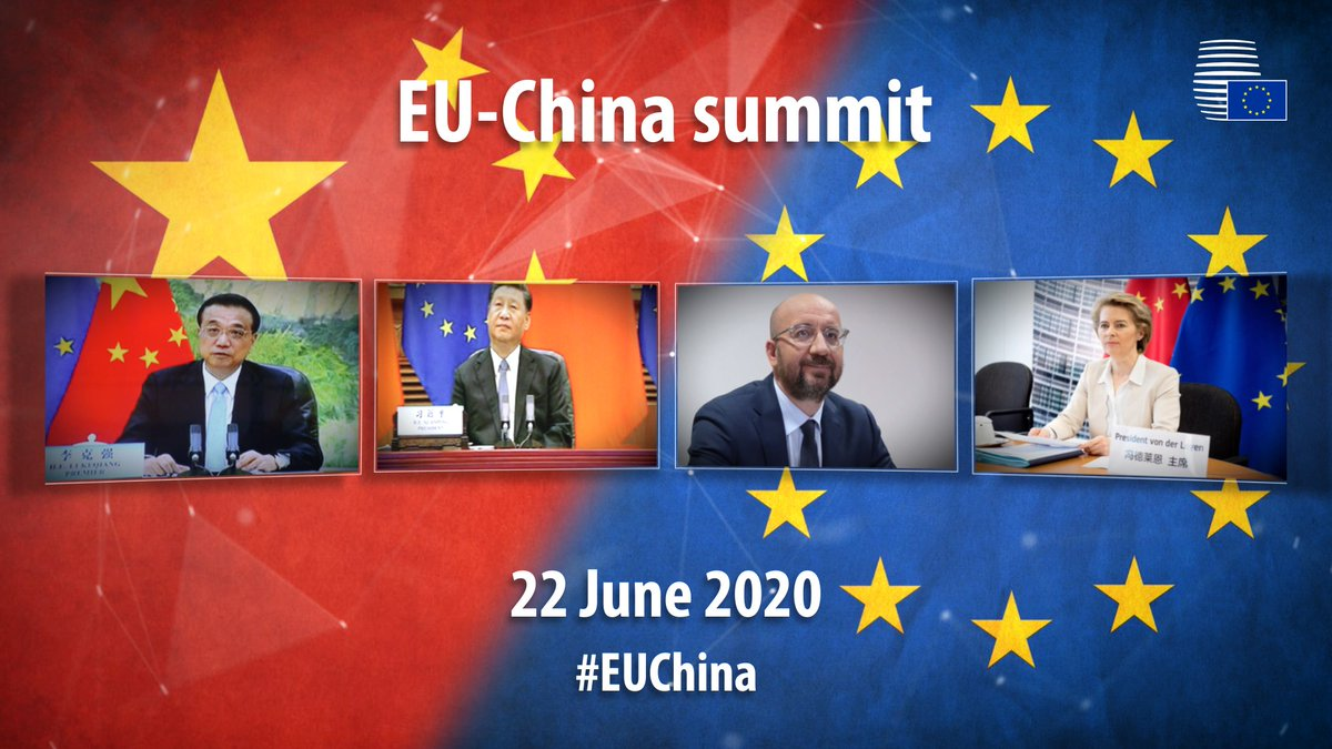#EUChina summit: defending EU interests and values in a complex and vital partnership - press release by President @CharlesMichel and President @vonderleyen :  https://t.co/LH76rCQ2FA https://t.co/8KE86va4kl