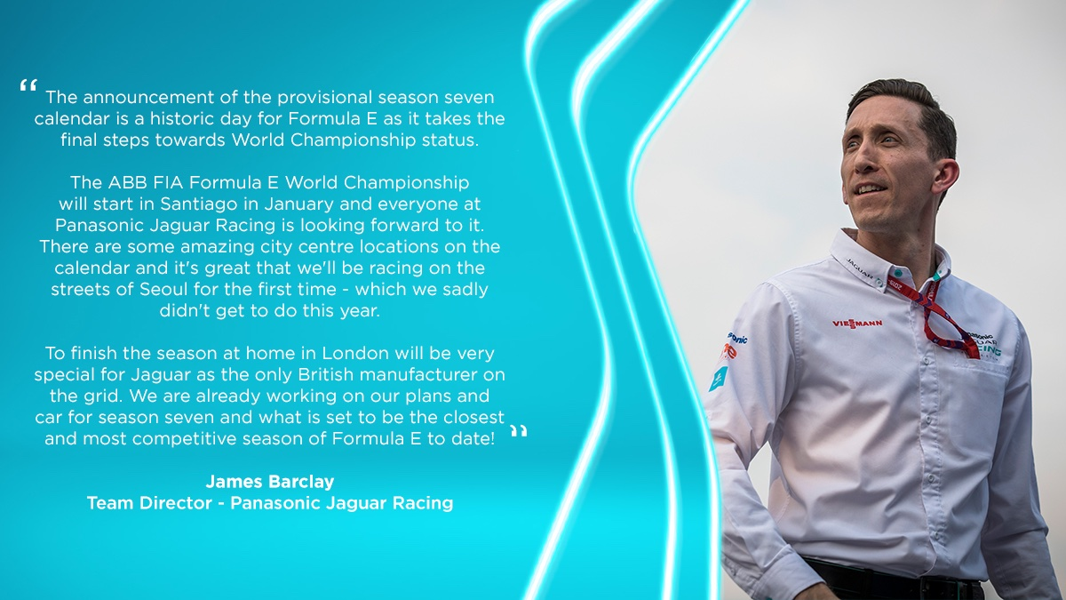 🗣️ James Barclay, Team Director ⬇️ https://t.co/5PDLRrVLcZ