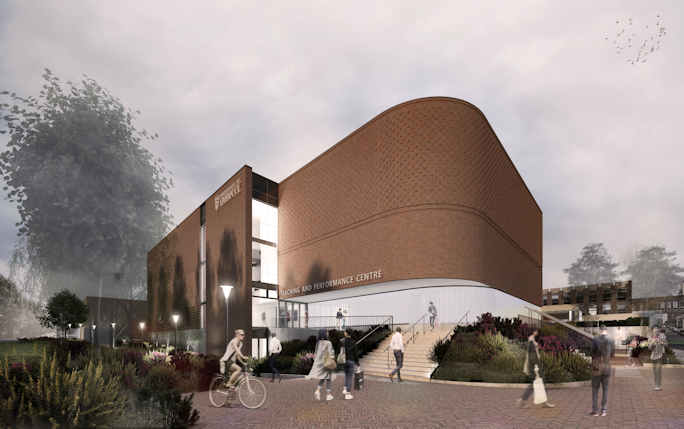 As construction continues on the Universitys new Teaching and Performance Centre, due to open late 2021, we are happy to share an overview of the project by Project Architect & @LivUni BA (Hons) Architecture/MArch alumna, Jade Meeks: bit.ly/346LIUi #LivUniSymphony