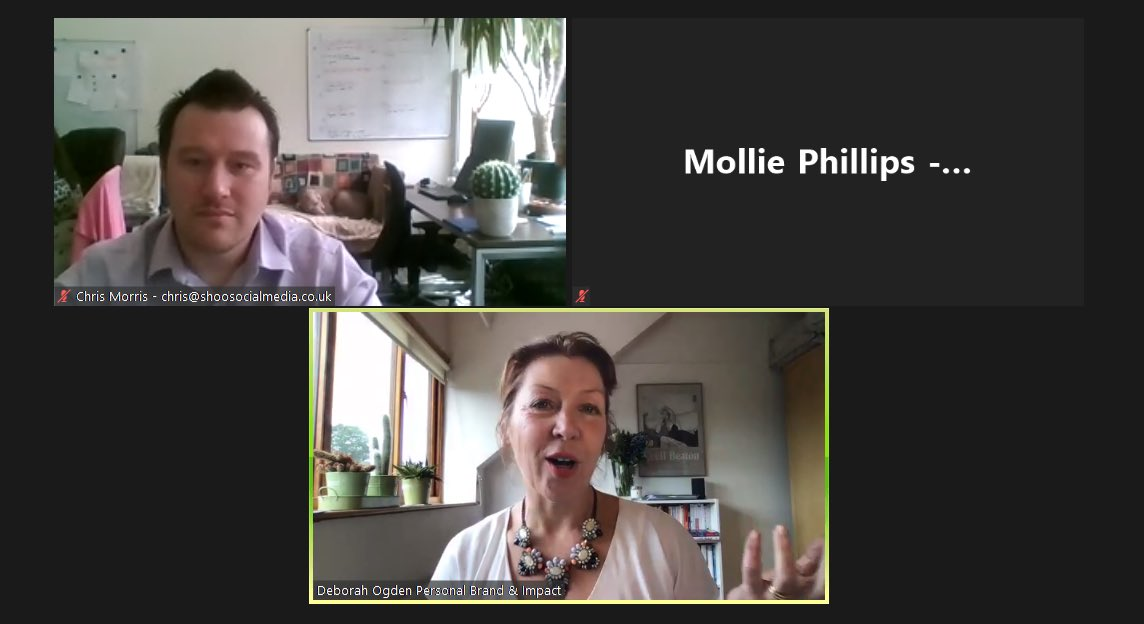 And Off we go ! DigitalU 2020 is underway with our first webinar - @DO_Impact is giving a webinar all about 2020 visibility and personnel branding and impact online during this time. #webinar #branding #freewebinar #marketing https://t.co/7QTobSSmiB