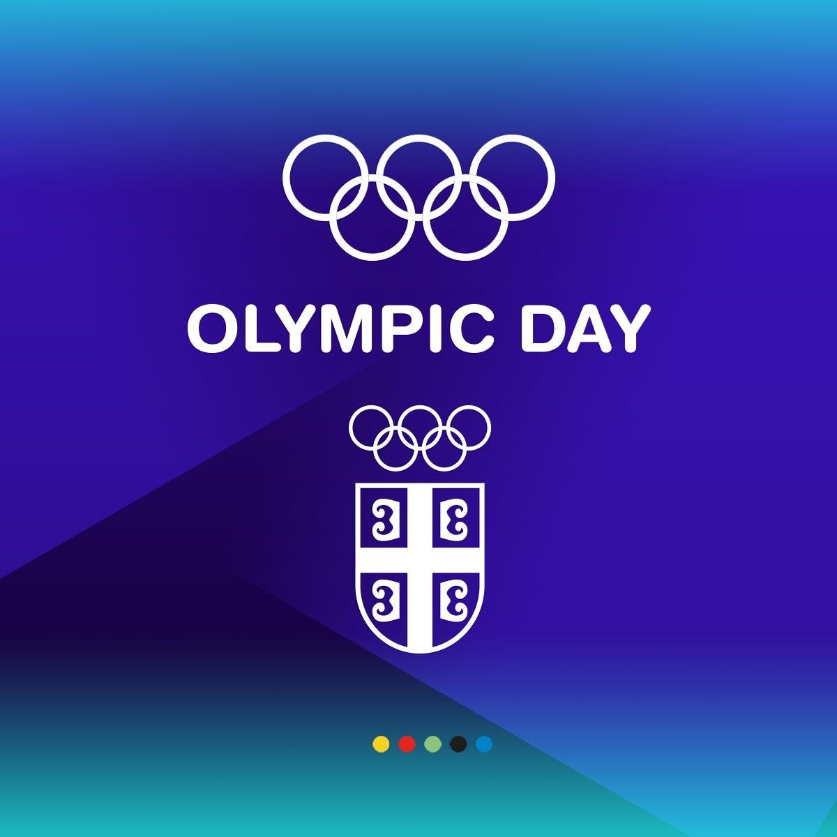 U znak poštovanja i sećanja na Bobanu Momčilović Veličković, aktivnosti Olimpijskog komiteta Srbije planirane za proslavu Olimpijskog dana 23. juna, neće biti održane u planiranom terminu. https://t.co/nn3X95lQB0