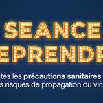 Image for the Tweet beginning: 🎬 CINEMA 🎬  Nouvelle étape du