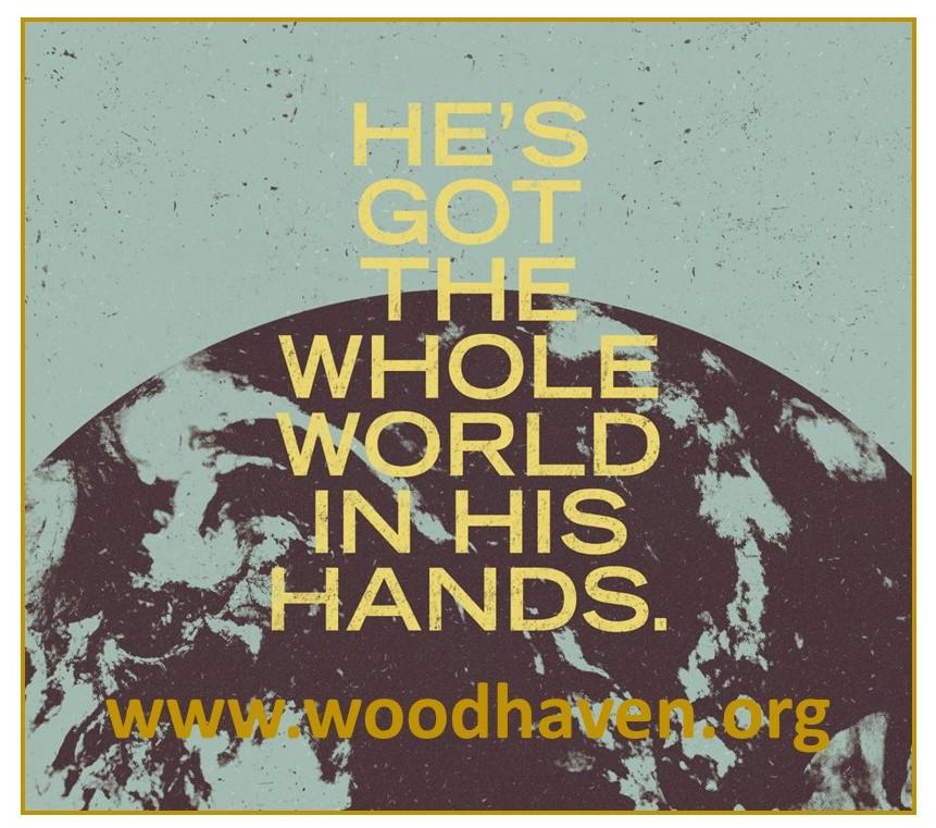 #WoodhavenBaptistChurch #WeAreWoodhaven #HesGotTheWholeWorldInHisHands https://t.co/TD6cVO52Yg