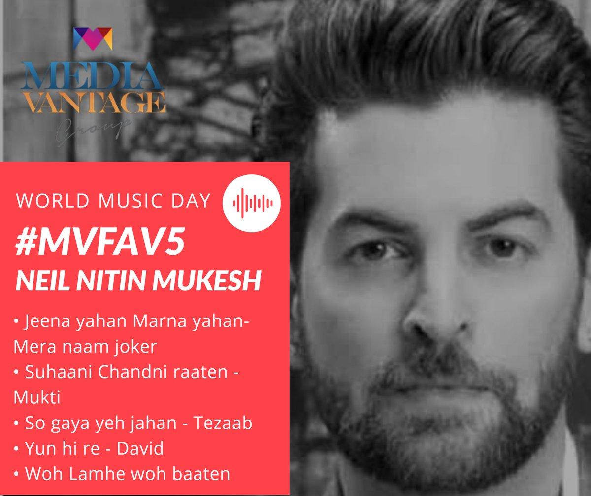 Happy World Music  Day !!!   #mvexclusive  #worldmusicday #mvfav5 #artistmanagement #englishsongs #hindisongs #favoritemusic #musicheals #happiness  #viral #share #like #newpost #neilnitinmukesh #meranaamjoker #mukti #tezaab #david #wohlamhe @NeilNMukeshpic.twitter.com/aQMvcP3Q8x