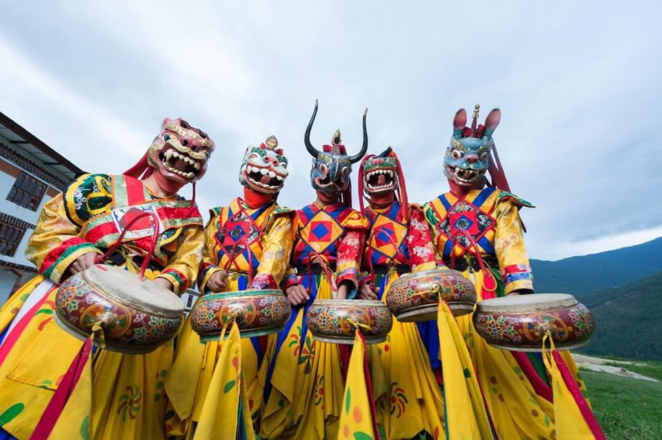 Did you know that happiness prevails over GDP in Bhutan?  If you want to experience the vibrant culture and rich heritage of spectacular Bhutan, exploring Bhutan's colorful festivals is one way of doing so!  Read More: https://t.co/jUd2XFO8Gn  #Bhutan #IndiaKaTravelPlanner https://t.co/1SenmzVTru