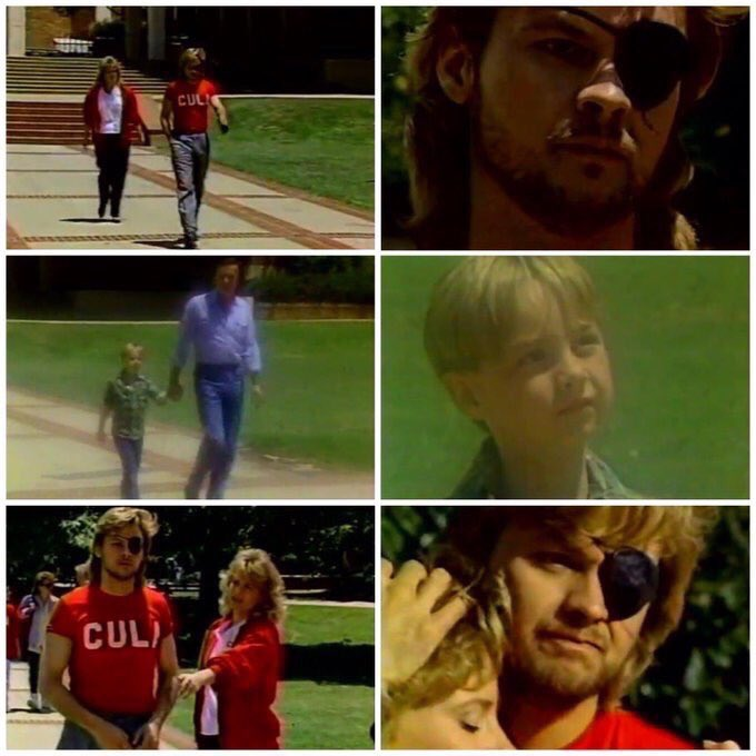 Thosewerethedays On Twitter Onthisday In 1987 Steve Was Troubled By Memories Of Duke Young Steve Was Played By Stephen Nichols Son Aaron Stayla Classicdays Days Https T Co Ujkhshvocr