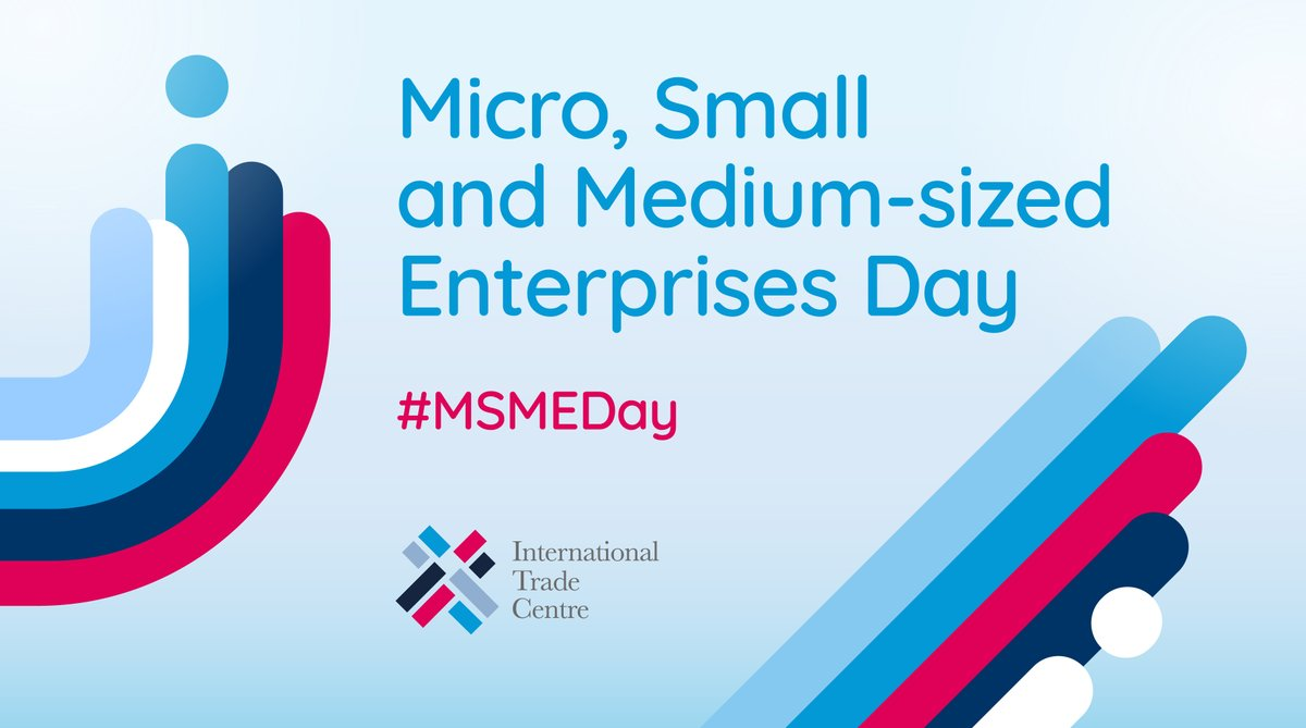 Small businesses provide jobs and livelihoods for many and are key economic actors, their success is essential to mitigating the economic effects of the #COVID19 pandemic. 27 June is #MSMEDay, lets celebrate their invaluable contributions! un.org/en/observances…
