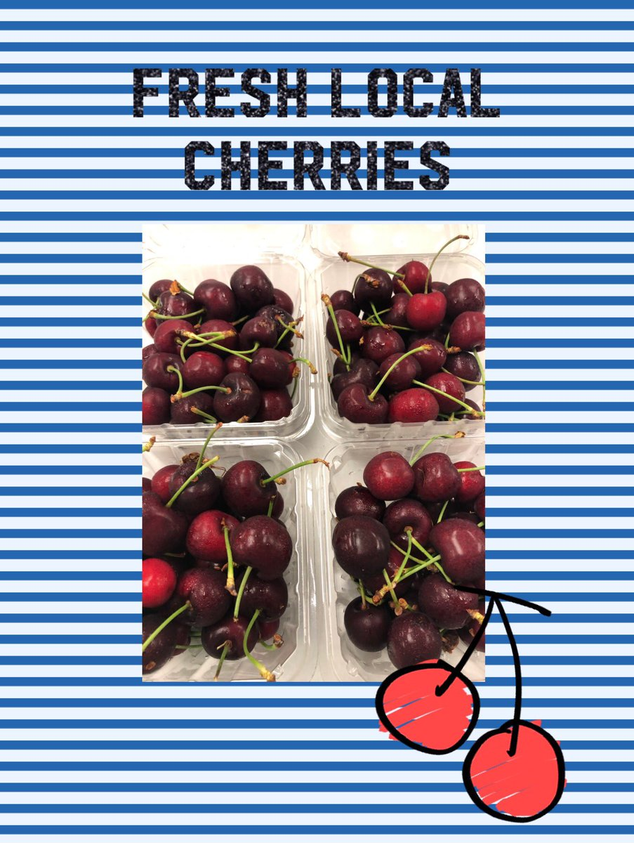 We received local cherries from Kilmer Orchard today! The cherries will be added to our summer meals over the next few weeks at all locations. <a target='_blank' href='http://twitter.com/APSVirginia'>@APSVirginia</a> <a target='_blank' href='http://search.twitter.com/search?q=summermeals'><a target='_blank' href='https://twitter.com/hashtag/summermeals?src=hash'>#summermeals</a></a> <a target='_blank' href='http://search.twitter.com/search?q=fresh'><a target='_blank' href='https://twitter.com/hashtag/fresh?src=hash'>#fresh</a></a> <a target='_blank' href='http://search.twitter.com/search?q=local'><a target='_blank' href='https://twitter.com/hashtag/local?src=hash'>#local</a></a> <a target='_blank' href='https://t.co/uBkiVtJkYH'>https://t.co/uBkiVtJkYH</a>
