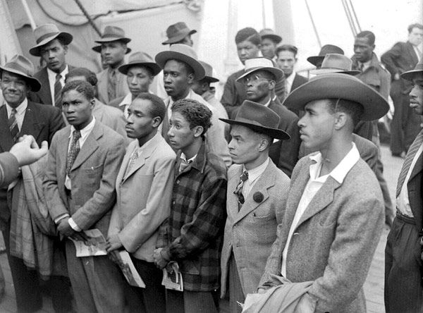 Today marks the 72nd anniversary of the arrival of HMT Empire Windrush in 1948, carrying hundreds Caribbean citizens who had been invited to help rebuild Britain following the Second World War  Their huge contributions have transformed Britain forever #WindrushDay https://t.co/6Qa7pXmPjo