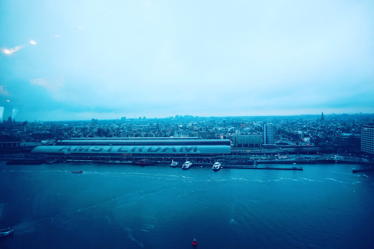 The View of the City from @adamlookout  . https://youtu.be/u0a24EFsF4Q . #adamlookout #amsterdam #holland #netherlands #travelrhythm #travel #ams #visitamsterdam #igersholland #amstergram #amsterdamview #ig_holland #amsterdamshots #bestofamsterdam #amsterdamnpic.twitter.com/nVXltlEqi0