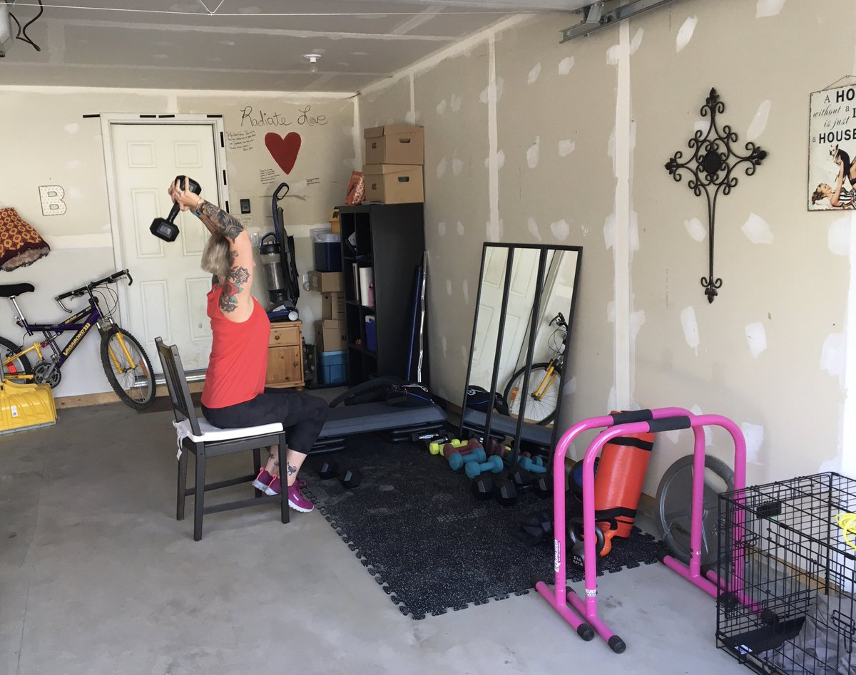 If you don't feel comfortable returning to the gym, you're not alone. Why some say they might never go back - and tips for working out at home - at 6 pm on @GlobalEdmonton https://t.co/NWgWTj96Ed