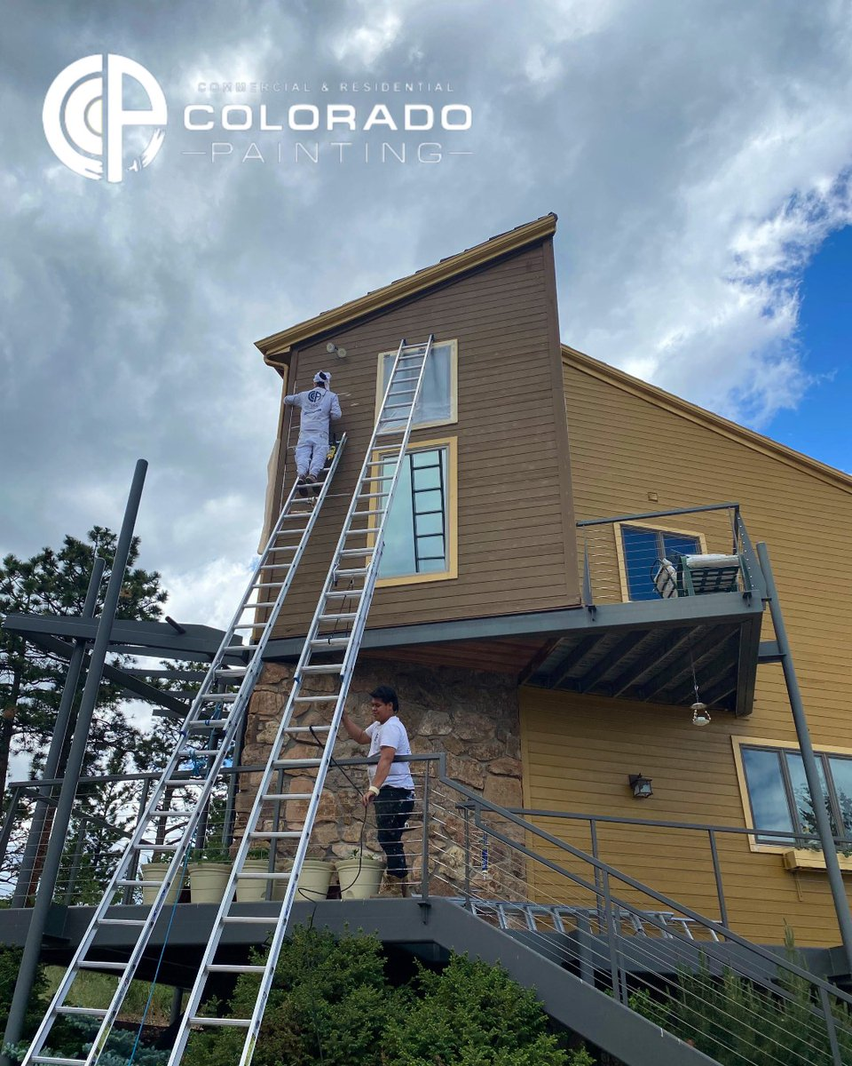 Trusted, reliable and value driven for over 37 years!  #CCRP #painters #denverpainters #exteriorpainters #homepainterspic.twitter.com/Gr3eondUrJ