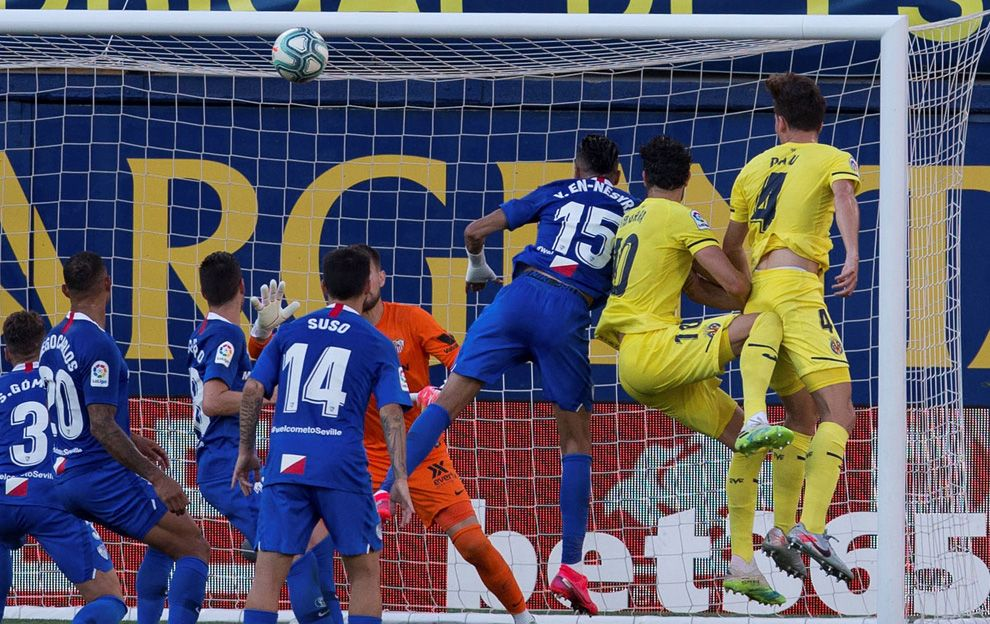 Xem lại Villarreal vs Sevilla, La Liga – 23/06/2020