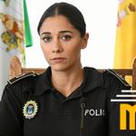 👮♀️@Mariam_Hernan es la inspectora Bonet en #SuperagenteMakey, ¡la encargada de que todo esté bajo control en Estepona!  🎬 No te pierdas esta divertida comedia, a partir del 17 de julio en cines. #YoVoyAlCine