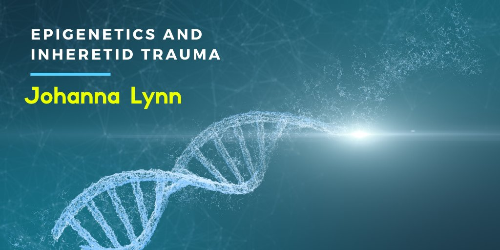 Johanna Lynn. Epigenetics and Inheretid Trauma. A huge-thank you to my sponsors for making this episode happen: @cptsdfoundation and Sensorimotor Psychotherapy Institute. Listen to Johanna's interview here: https://t.co/Bx3FkzHHEo https://t.co/KDtdPaAyj7